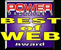 Power Magazine award